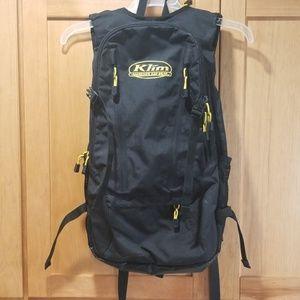 Klim water resistant backpack